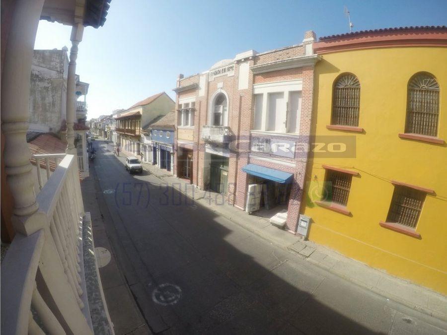 venta de casa en getsemani en cartagena