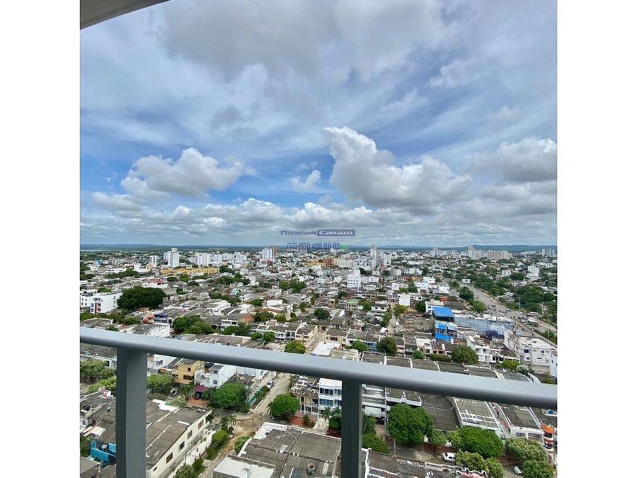 venta de apartamento 3 habitaciones en edificio 54 park cartagena