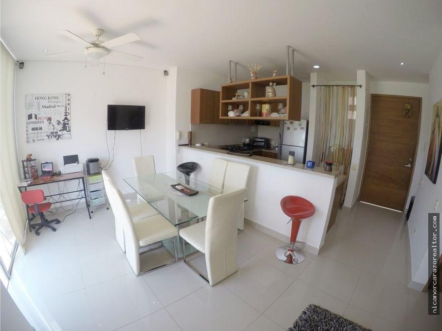 venta de apartamento en cartagena laguna club