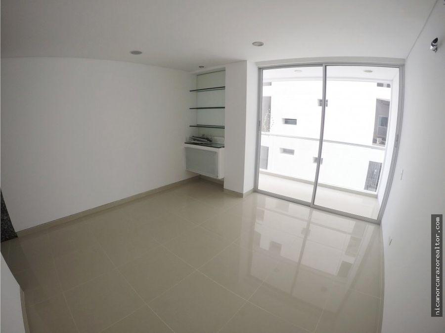 vendemos apartamento 3 alcobas en edificio orion en manga cartagena