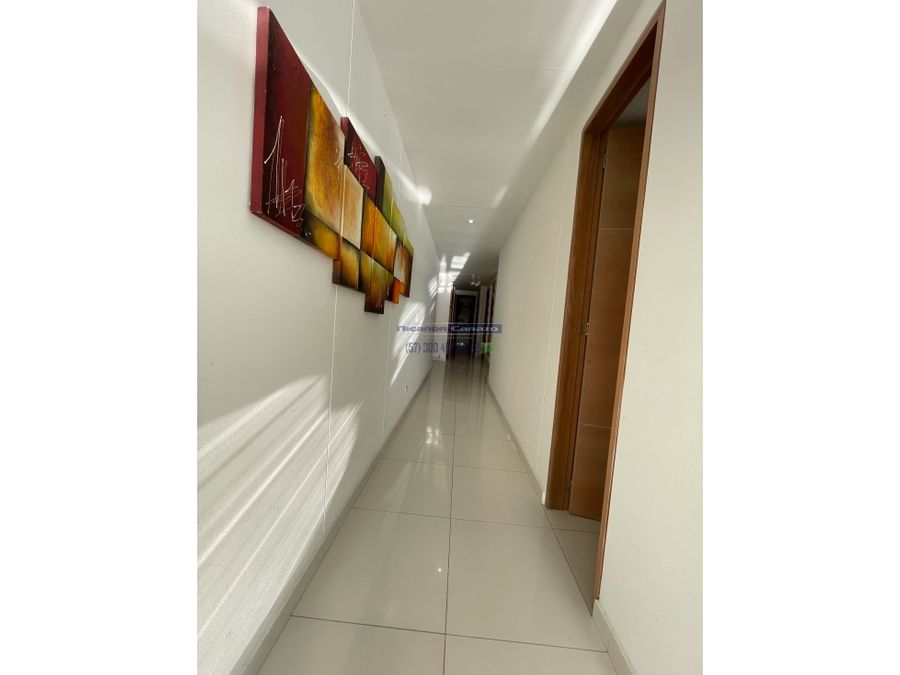 venta apartamento con vista a la bahia en manga cartagena de indias