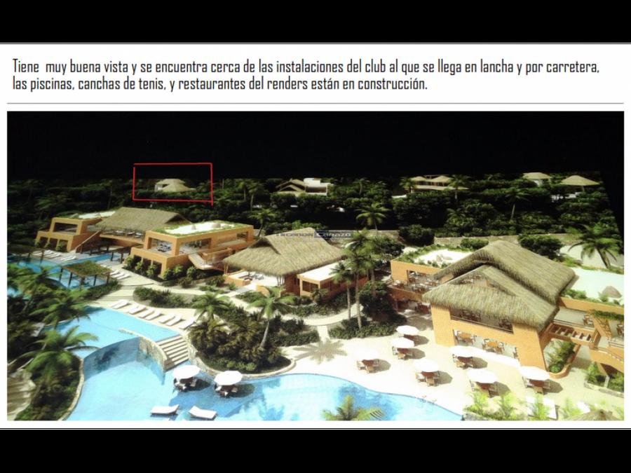 venta lote de terreno en matimba condominio en isla de baru cartagena