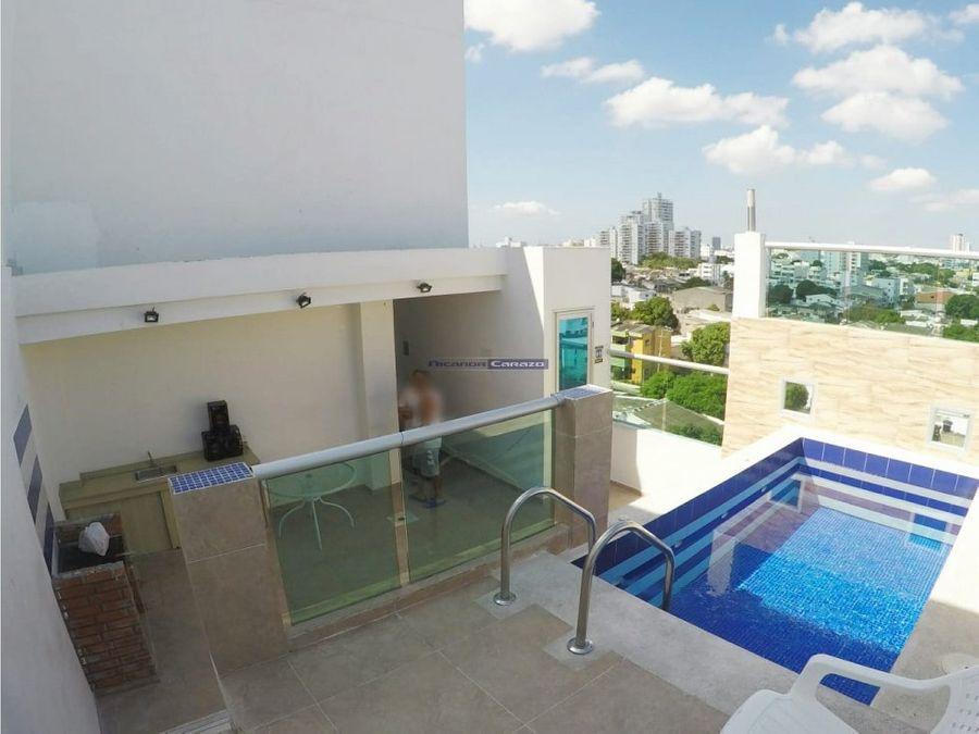 venta apartamento en el recreo de 3 alcobas en cartagena