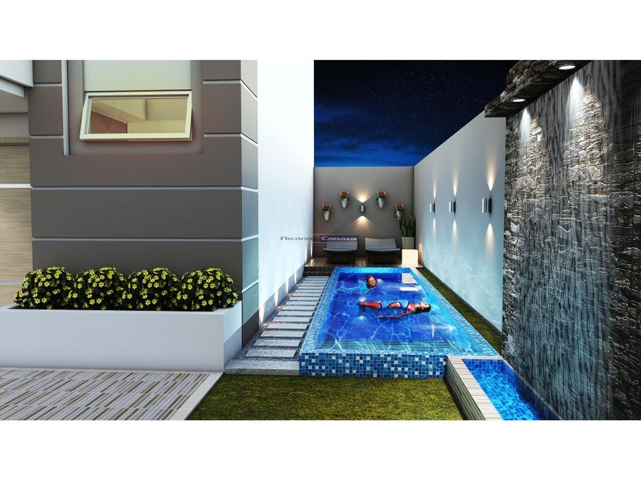 proyecto canvas town house cartagena de indias