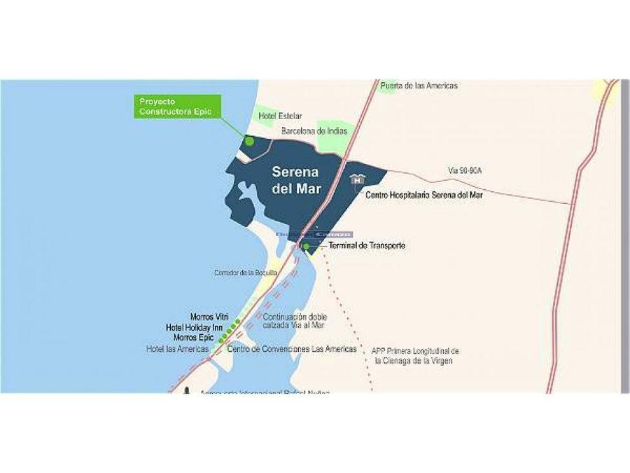 vendemos apartamento frente al mar en morros eco