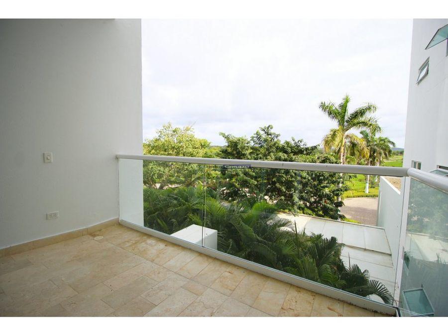 venta apartamento 2 habitaciones en karibana beach golf cartagena