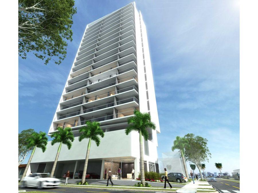 proyecto edificio icon 8 castillogrande cartagena de indias