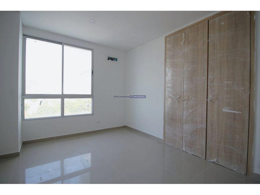 vendemos apartamento 3 alcobas manga cartagena