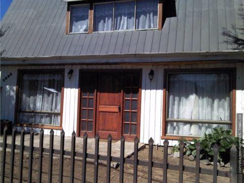 casa en venta pucon central