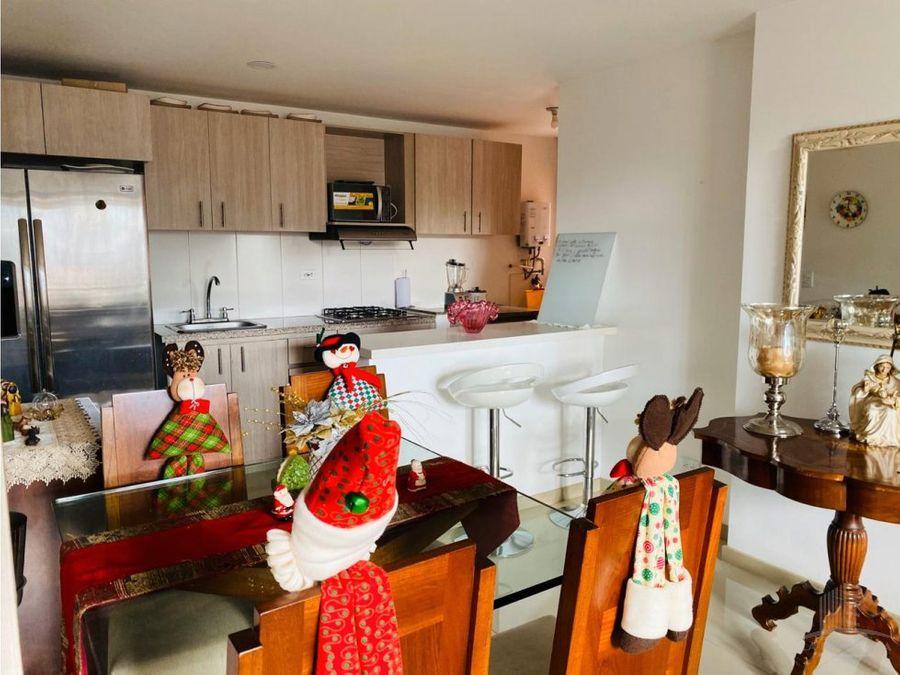 vendo apartamento en envigado sector la sebastiana