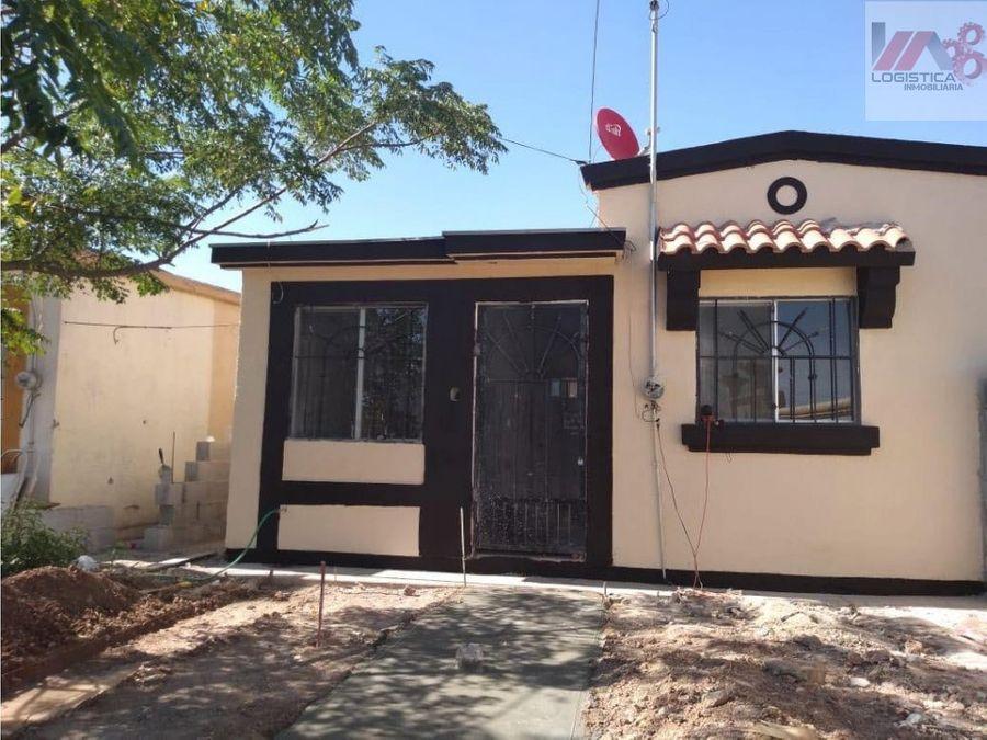 venta de casa en villa residencial