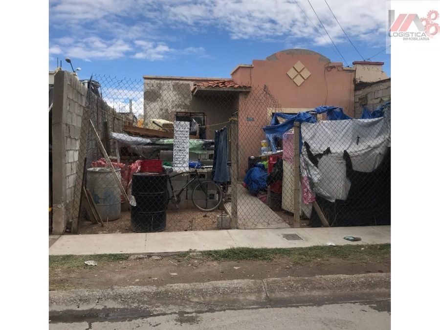 venta de casa en fracc misiones del real ix