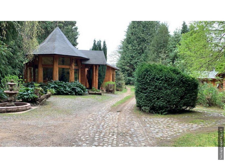 casa campo en villarrica
