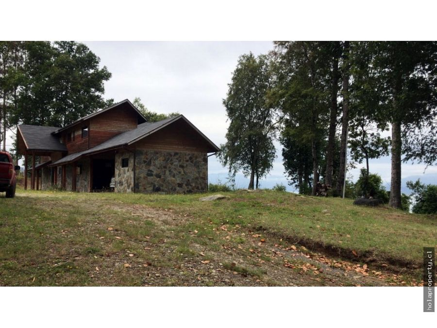 casa vistas panoramicas