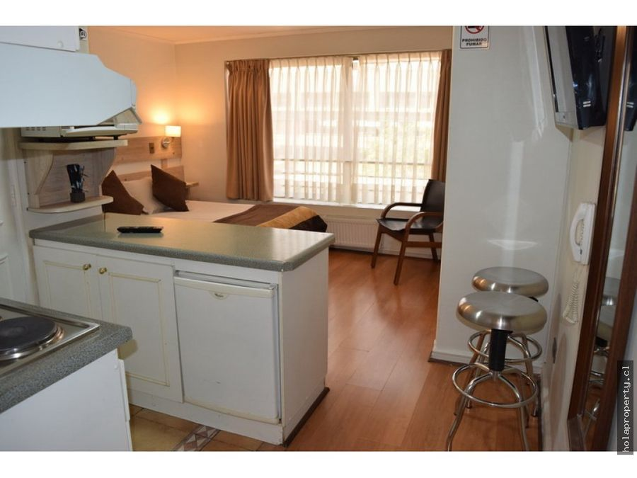 apartamento tipo estudio
