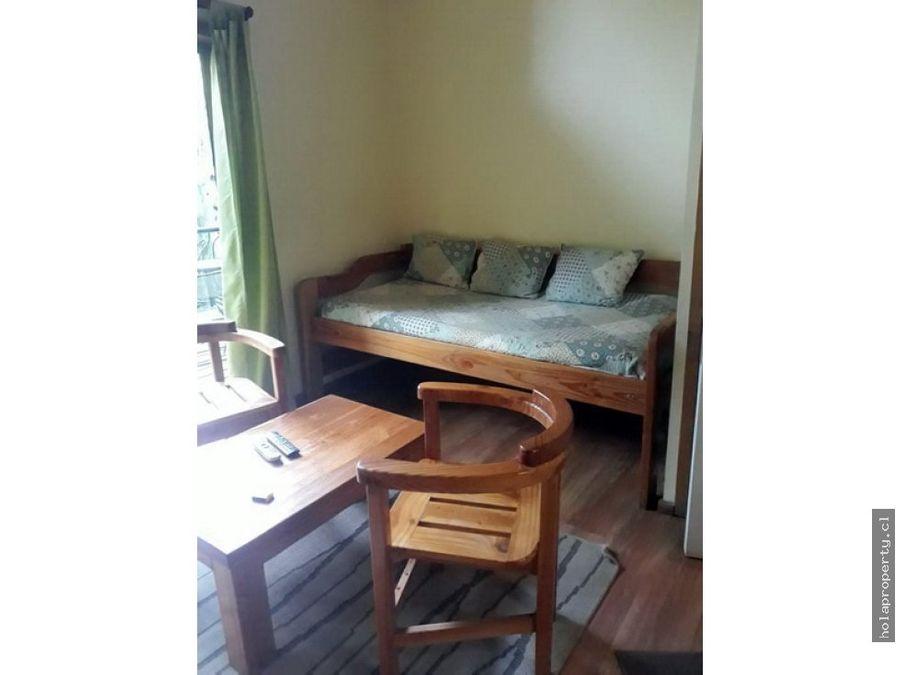 apartamento palafito