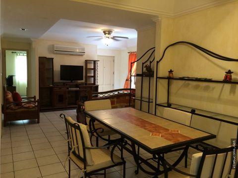en alquiler dpto 2 dorm en buganvillas suits spa