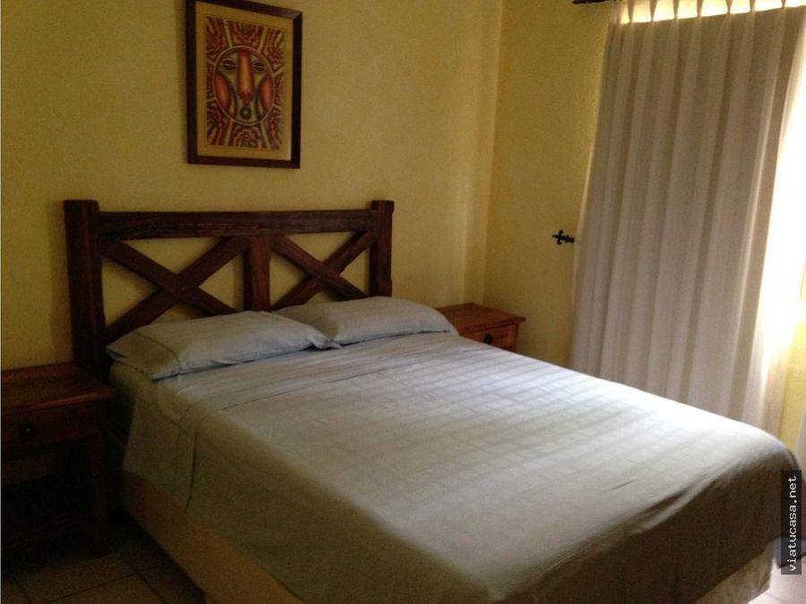 dpto en alquiler 3 dorm en buganvillas santa cruz