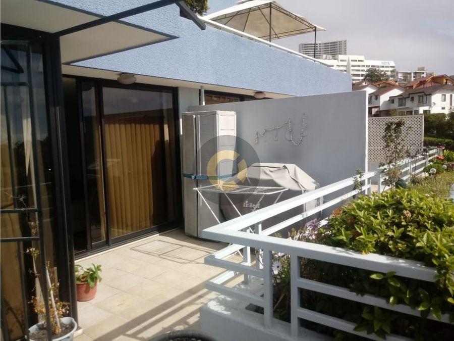 vta depto 2d42 jardin del mar renaca va 495 clopua