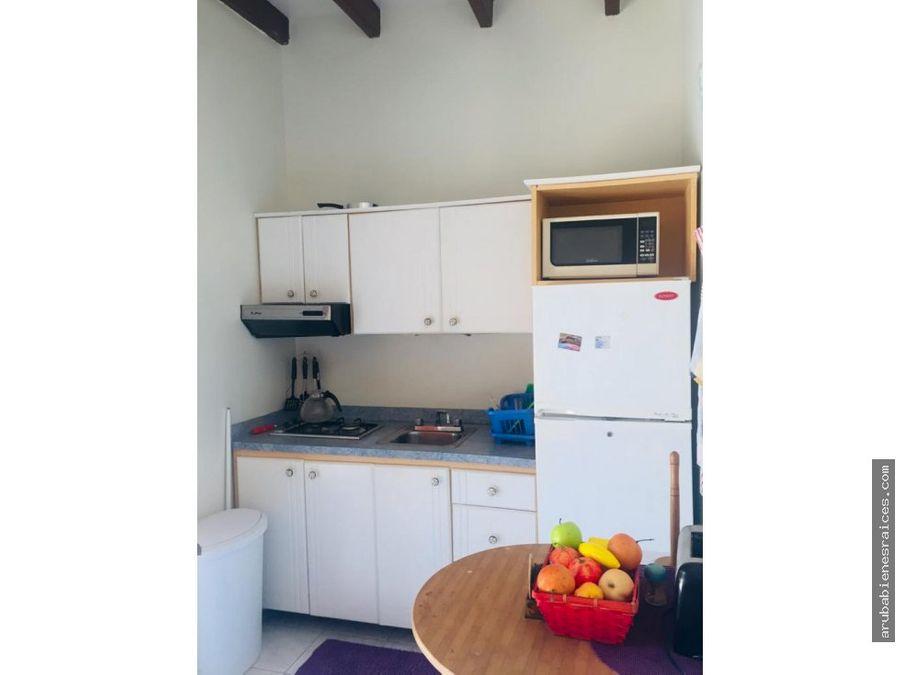 apartamento en alquiler aruba