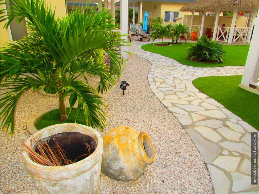 venta en aruba hermoso complejo turistico