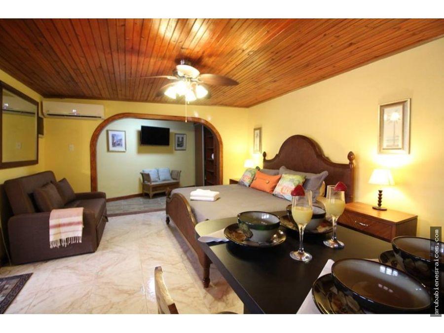 se alquila comodo y hermoso apartamento en dushi tortuga