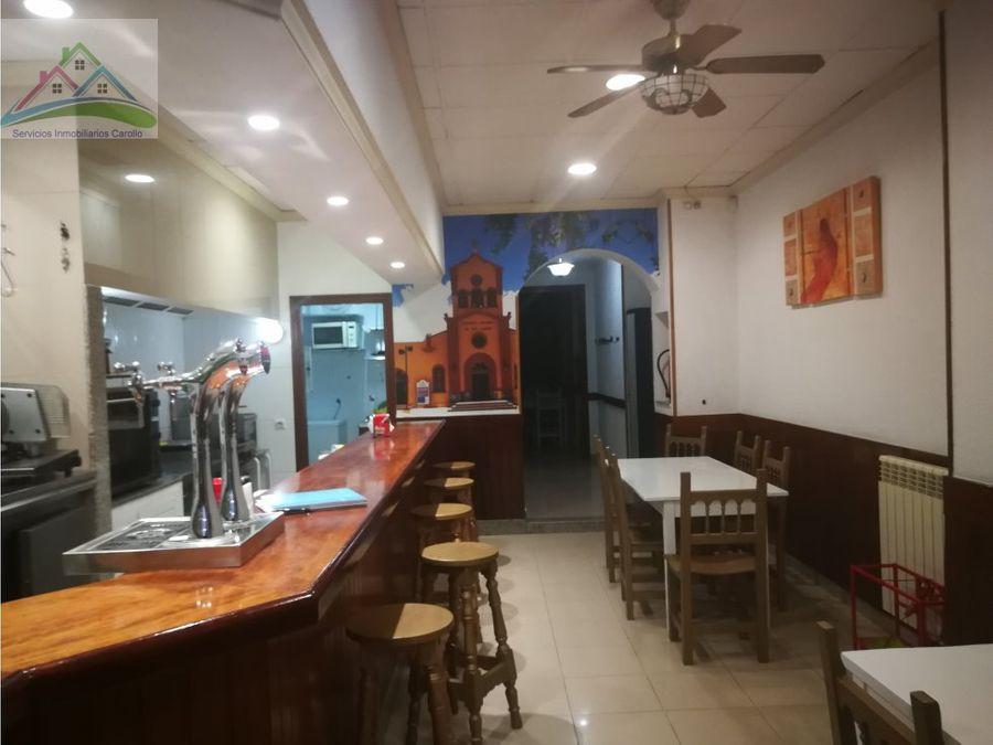 alquiler restaurante