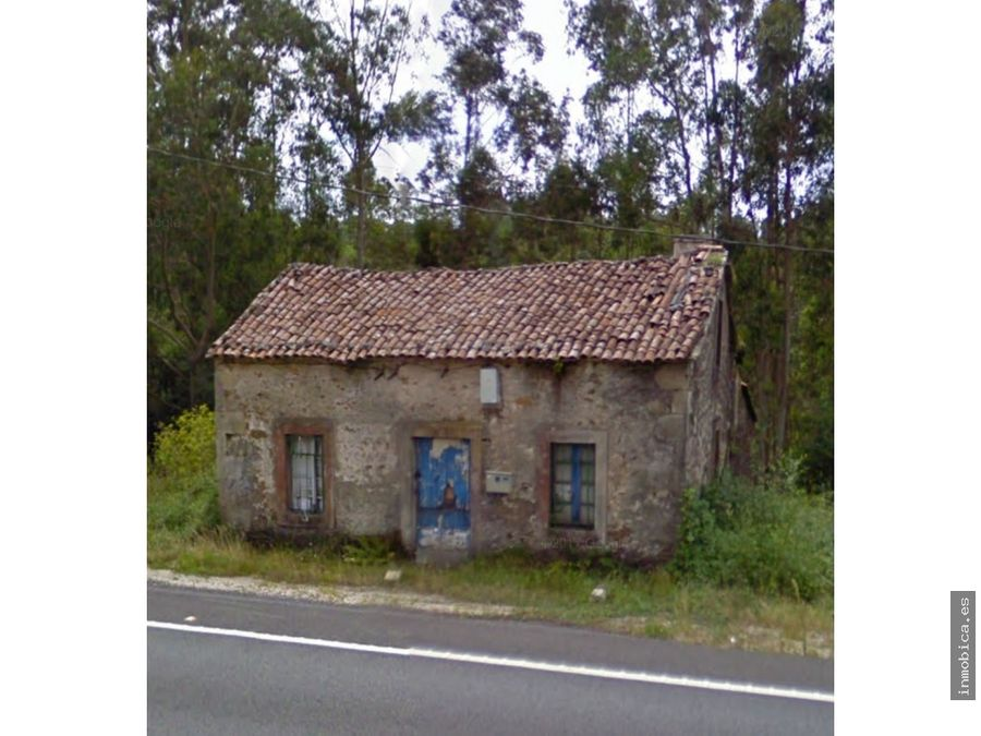 venta casa rustica