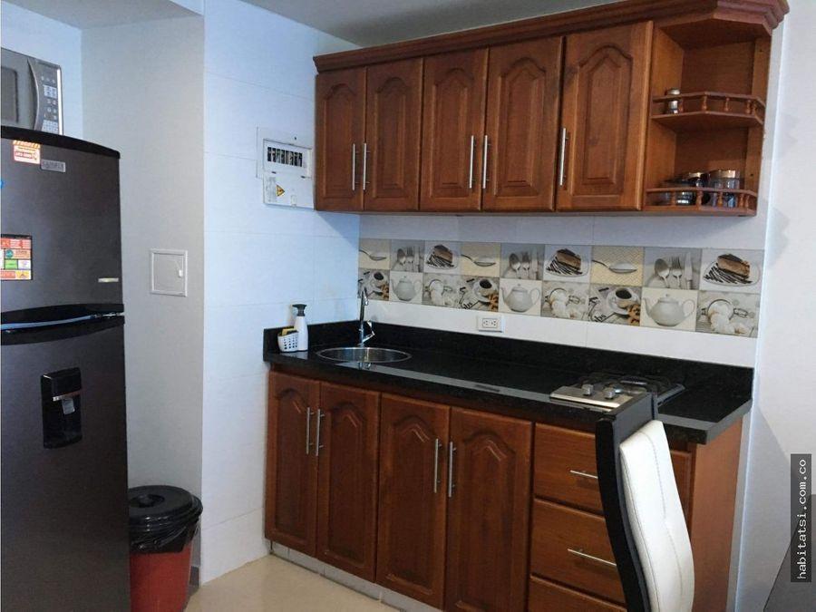 apartamento en cartagena con vista al laguito