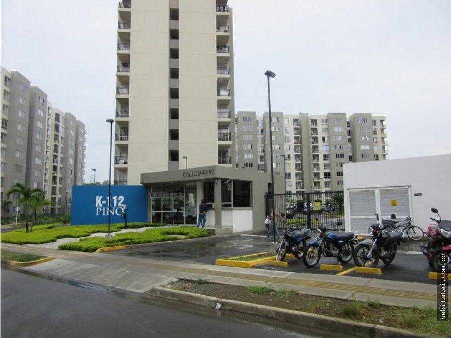 apartamento piso 10 en bochalema