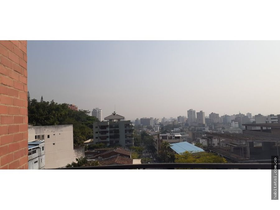 apartamento pent house en juanambu cali