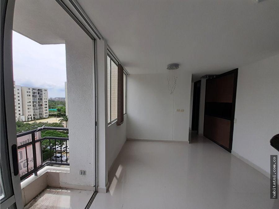 apartamento en bochalema octavo piso
