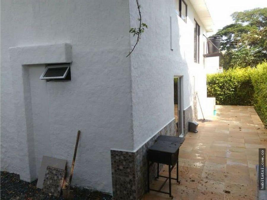 casa en condominio sun village potrerito jamundi