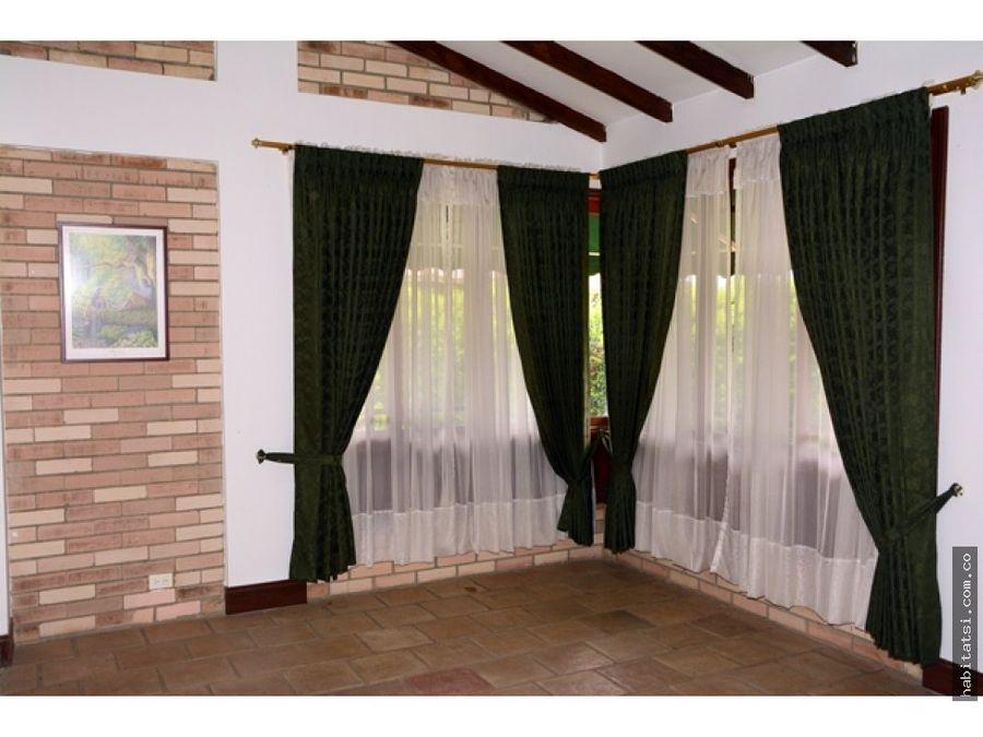casa riberas de las mercedes jamundi