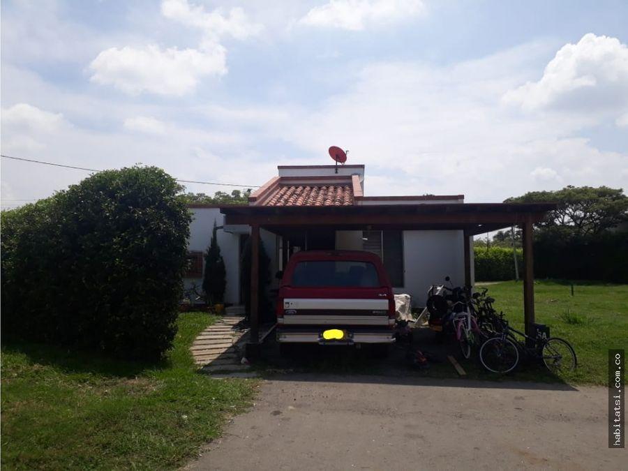 casa campestre club del campo la mezquita