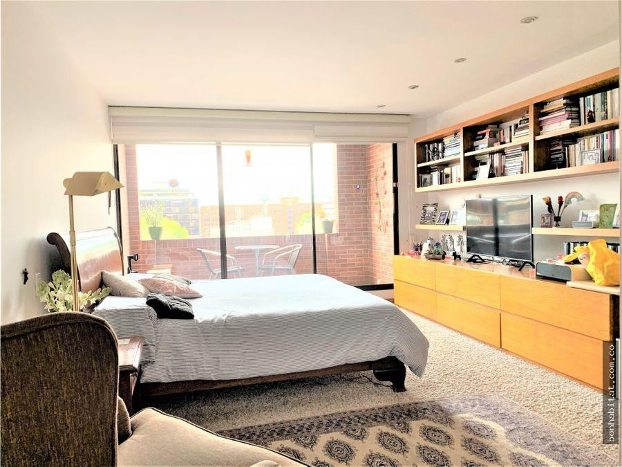 apartamento en venta barrio chico reservado bogota