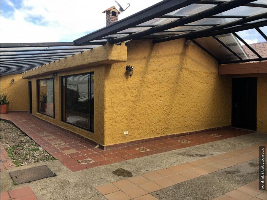 casa en venta en cota cundinamarca