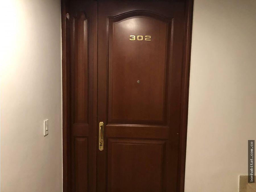 apartamento en venta en santa barbara bogota