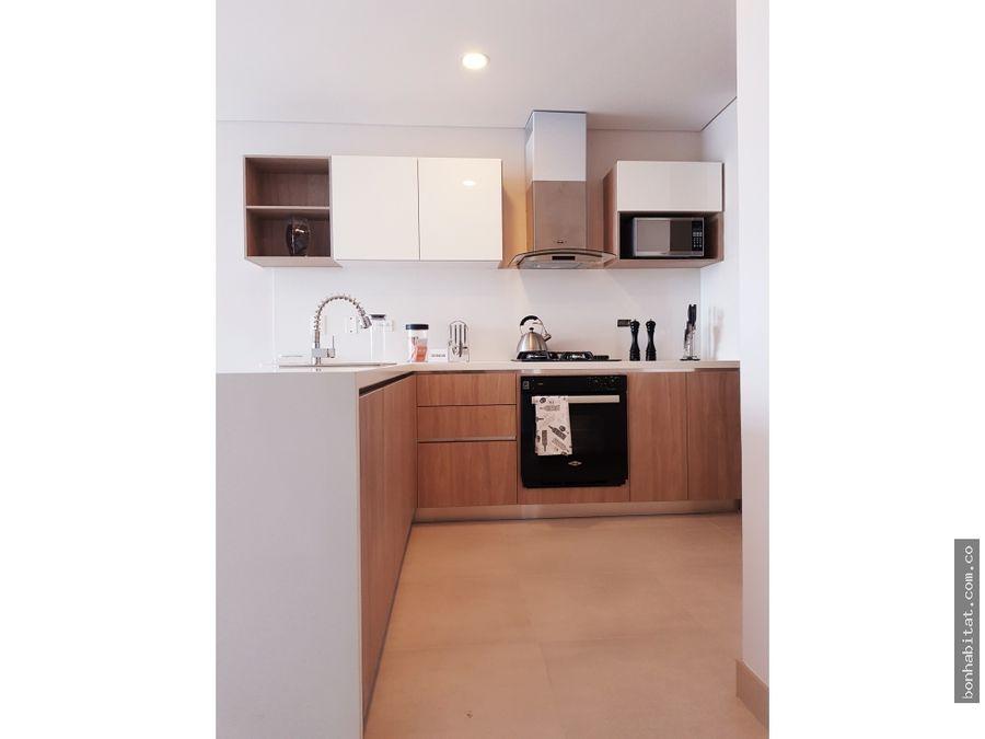 apartamento en venta en bellavista santa marta
