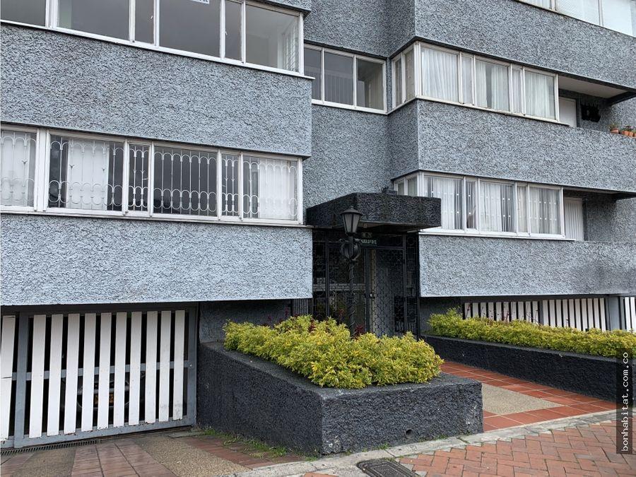 apartamento en arriendo barrio el polo bogota