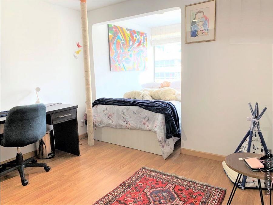 apartamento en venta barrio chico norte bogota