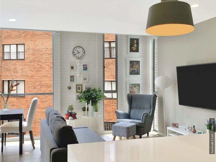 apartamento en venta en chapinero alto bogota