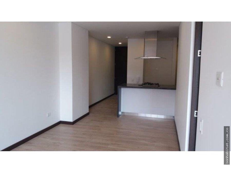 apartamento en arriendo en chico navarra bogota
