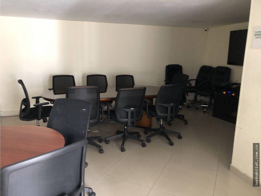 oficina en venta o casa para construir en san patricio