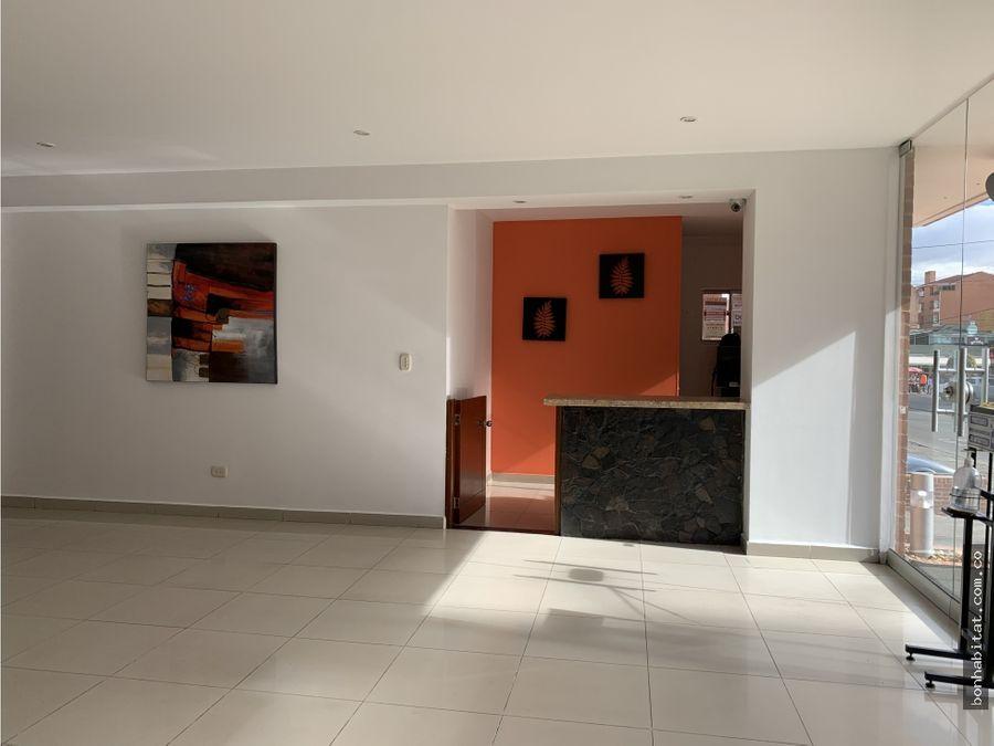 apartaestudio en venta barrio santa barbara bogota