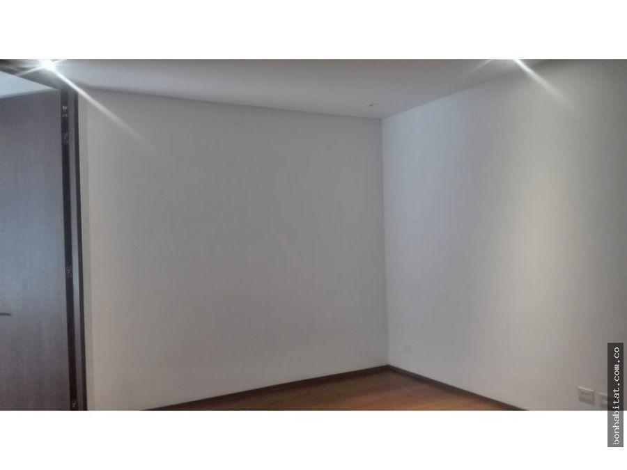apartamento en arriendo en el chico museo bogota