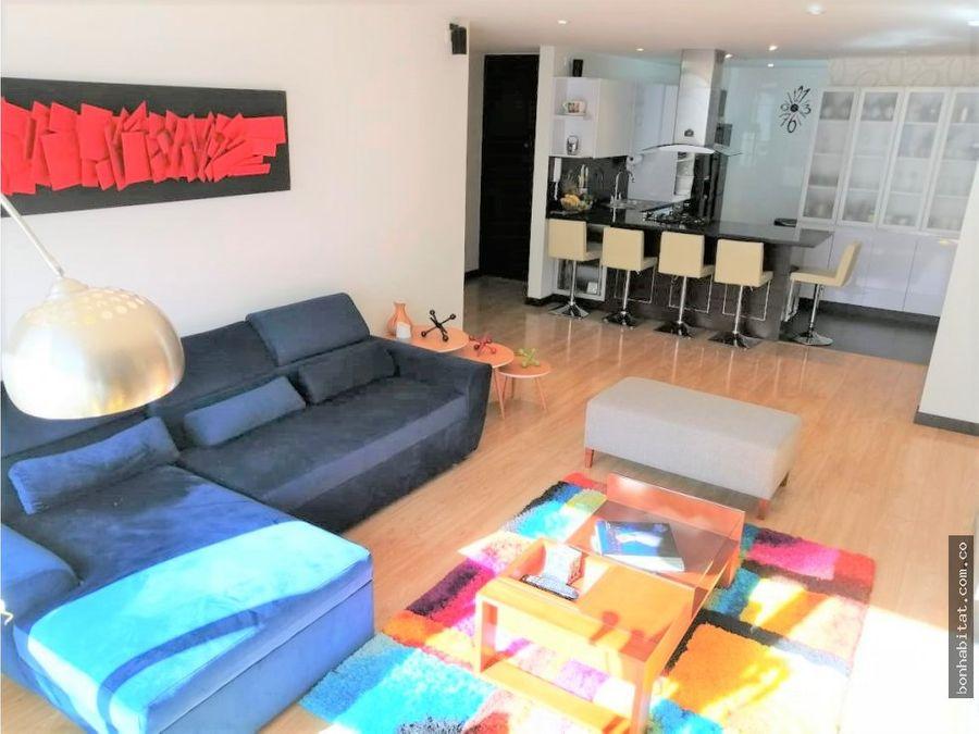 apartamento en venta arriendo barrio pasadena bogota