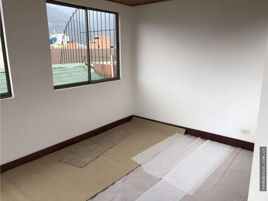 apartamento en venta rincon del chico