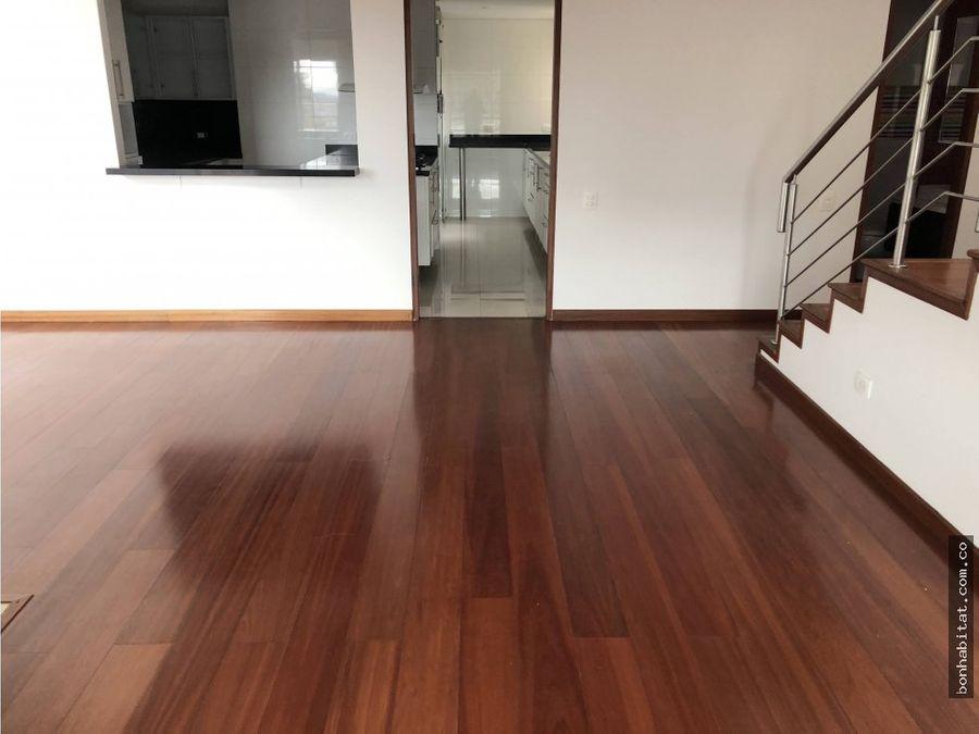 apartamento en venta reserva de la sierra bogota