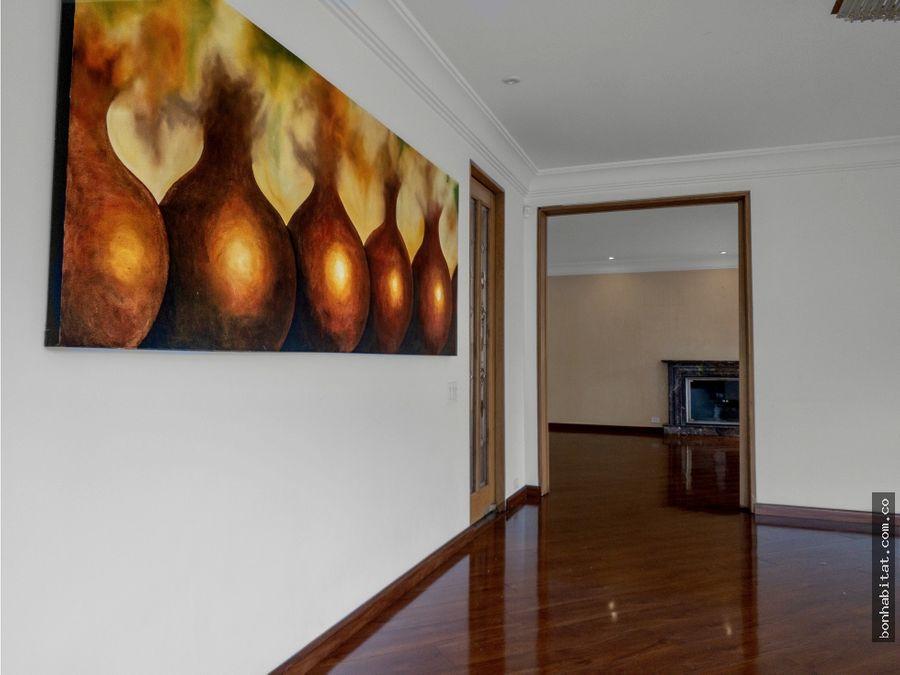 apartamento en venta en chico museo bogota